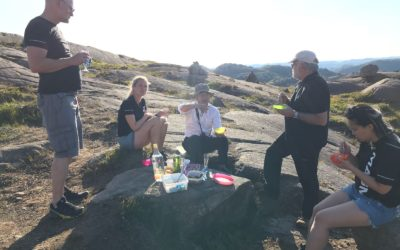 UNESCO experts visiting Magma Geopark for reevaluation of periode 2014-2018