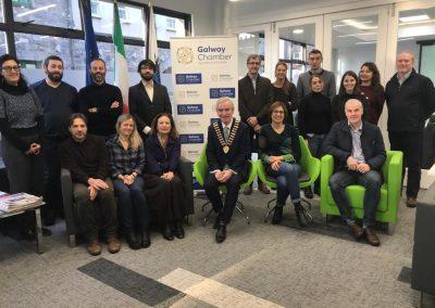 RURITAGE meeting in Galway-Ireland