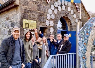RURITAGE EU Project- study tour to Ireland