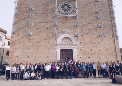 RURITAGE EU project- Meeting in Appignano-Italy