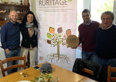 RURITAGE EU project- educational tour to Puglia