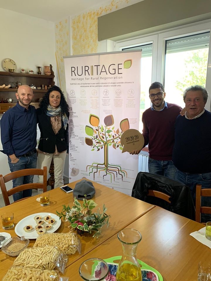 RURITAGE EU project- educational tour to Puglia