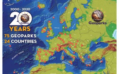 European Geopark Network celebrates 20 years
