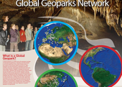 New website about geoparks in the world
