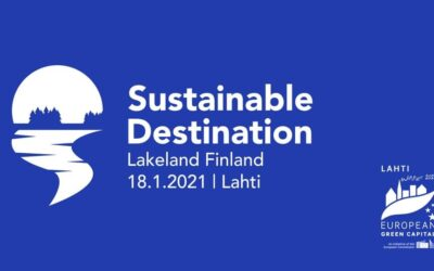 "Lakeland Finland – ""Sustainable Destination Congress"""