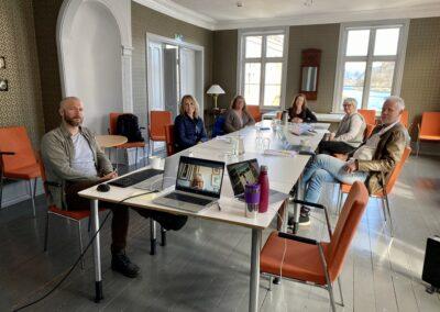 Expert meeting in Flekkefjord