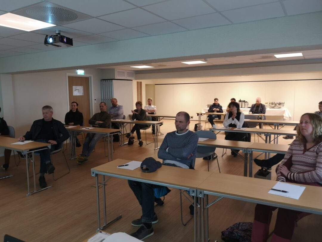 Network meeting regarding GEOfood