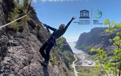 Spørreskjema om lokal turisme i Magma geopark i forbindelse med prosjektene RURITAGE og UNESCO2030 som går hånd i hånd i å utvikle vår turiststrategi.